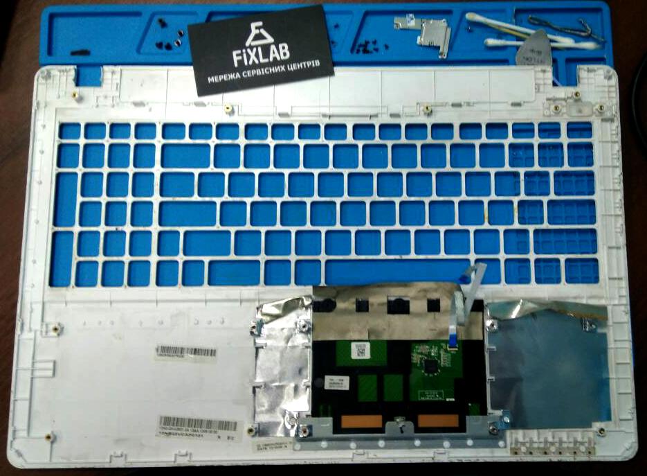 ноутбук Asus X550 ремонт Софиевская Борщаговка Белогородка Крюковщина