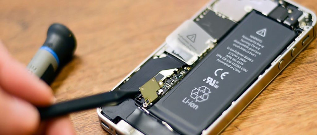 замена батареи айфон 5c хмельницкий